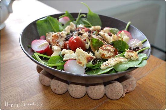 L'Ecurie - Servido Menu (Takeaway, Delivery) - Salade maraîchère et ses petites graines torréfiées