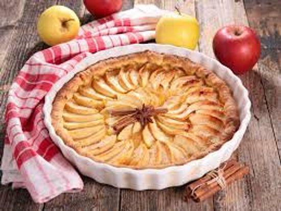 Restaurant la Marmotte - Servido Menu (Takeaway, Delivery) - Tarte aux pommes