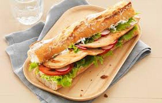Restaurant la Marmotte - Servido Menu (Takeaway, Delivery) - Sandwich au fromage de chèvre