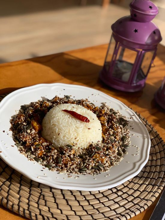 Merkado Restaurante - Na Lagoa de Óbidos - Servido Menu (Takeaway, Delivery) - Caril de Frango