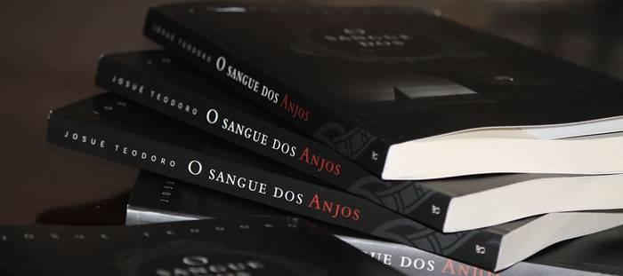 Josué Teodoro faz sua estreia no mercado literário com livro de aventura
