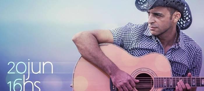 Sertanejo Ronaldo André faz live com muita música, oração e Palavra neste sábado, dia 20