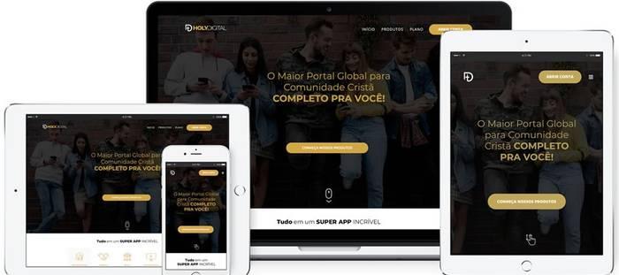 Superaplicativo inédito para o segmento cristão evangélico chega ao Brasil