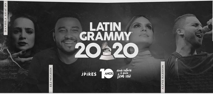 Agência JPIRES tem quatro lançamentos indicados ao Grammy Latino 2020