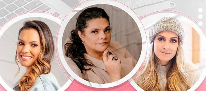 Supergospel estreia primeira temporada de colunistas com Lu Alone, Léa Mendonça e Heloisa Rosa