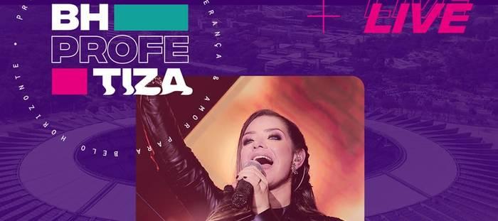 Mineirão vai receber live da cantora Camila Campos