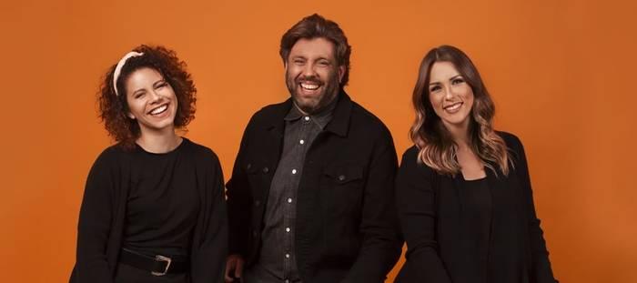 """""""Teu Reino Venha"""" composição de Pedro Valença é o primeiro single do Cordão de Três"""