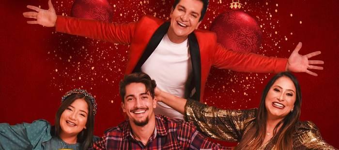 """Novo single de Regis Danese """"Natal em Família"""""""
