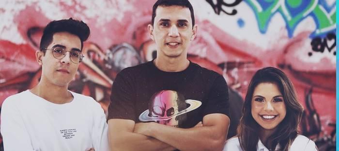 """""""Onde eu quero Habitar"""" é o mais novo single de DJ Roger Vale, Amanda Loyola e Guilherme Galdino"""