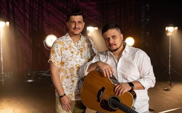 Com novo produtor musical, André e Felipe gravam projeto com um estilo mais pop congregacional