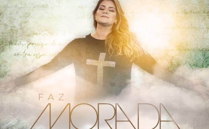 """Andressa Cordeiro lança o single """"Faz Morada em Mim"""" pela ONErpm Gospel"""