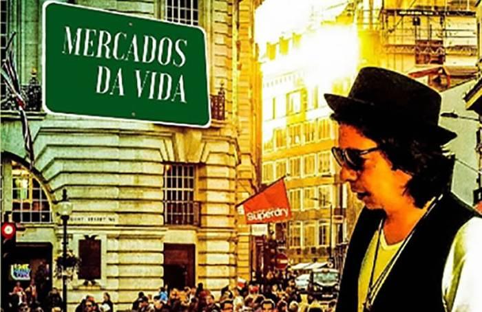 Roger Passamani lança novo EP - Mercados da Vida