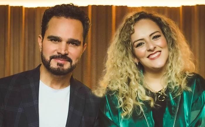 """Luciano Camargo fala sobre fé em """"Espírito Santo"""", novo single com Gabi Sampaio"""