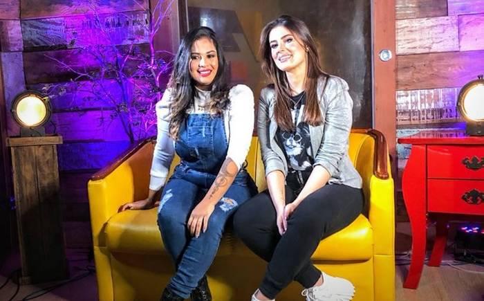 Mayra Peres grava single gospel com a Renata Marin - Recado de Deus