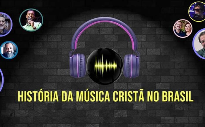 Ramon Torres e a História da Música Cristã no Brasil - Histórias, canções, lágrimas,  vida e muitas horas de live