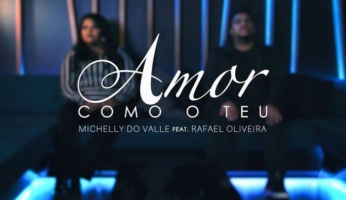 Michelly do Valle lança novo single autoral - Amor Como o Teu
