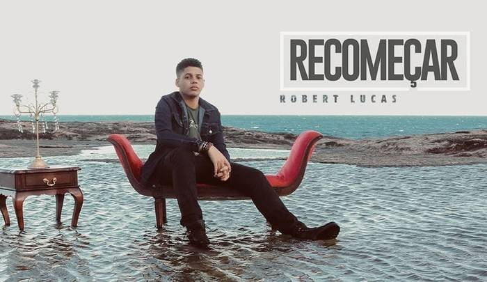 Semifinalista do The Voice Kids, Robert Lucas lança single autoral - Recomeçar