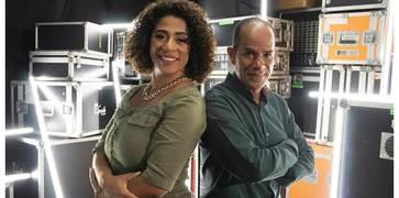 Ícones do gospel nos anos 90, Priscila Angel e Maurílio Santos lançam versão trap soul de sucesso do Jesus Culture