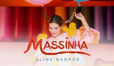 Aline Barros lança novo single infantil - Música da Massinha