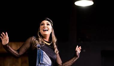Ana Paula Santos divulga novo single - Alegria