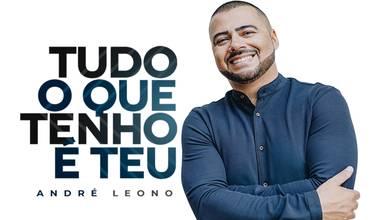 André Leono lança 1º single pela MK - Tudo o que tenho é Teu
