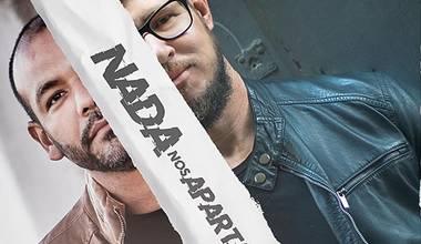 Jay Duran e David Cerqueira anunciam projeto bilingual - Nada nos apartará
