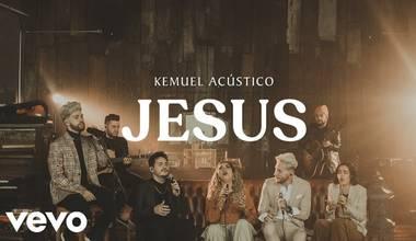Kemuel divulga clipe da canção Jesus