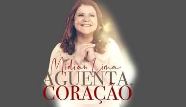 """Midian Lima lança single """"Aguenta Coração"""""""