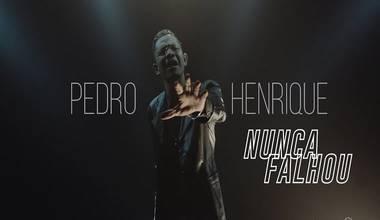 """Pedro Henrique, do Sing Out, estreia em carreira solo com a canção """"Nunca Falhou"""""""