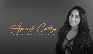 Rose Nascimento lança novo single - Aprendi Contigo