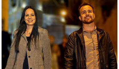 Adriano Souza lança clipe com participação de Marcela Taís – Dança como Deus quer
