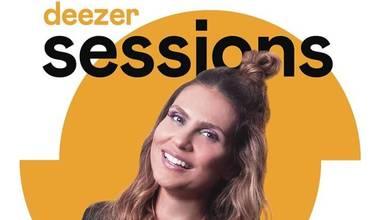 Aline Barros lança EP Deezer Sessions com versões inéditas de canções gravadas originalmente por seu pai
