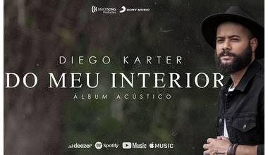 """Diego Karter apresenta o """"EP Do Meu Interior"""""""