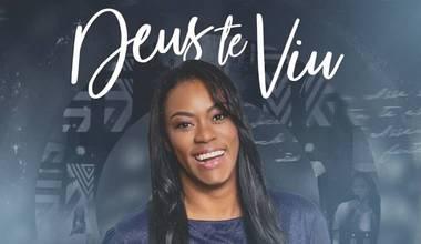 Elaine Martins lança EP Deus Te Viu