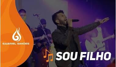 Gabriel Simões divulga single e clipe - Sou Filho