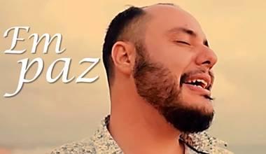 Marcio Moreira lança clipe de canção autoral - Em Paz