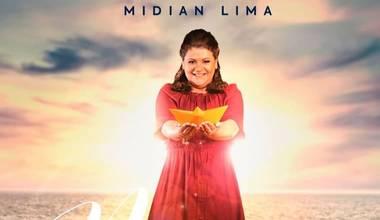 """Midian Lima lança EP """"Não Pare"""" e novo clipe"""