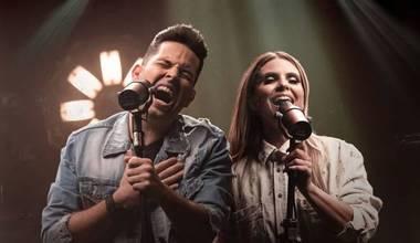 Pastor Lucas lança clipe com Aline Barros - Paraíso no Deserto
