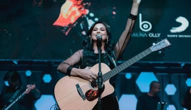 Pela Sony Music, Bruna Olly grava ao vivo dois singles inéditos