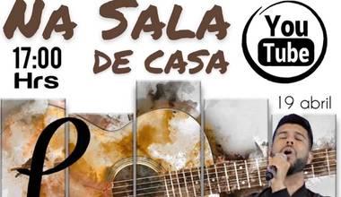 Pr Gabriel Simões realiza Live Solidária com Feijão e dona Kely do grupo Ao Cubo