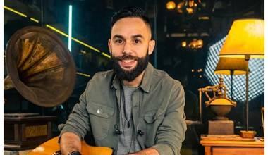 """A nova voz do Louvor e Adoração, Henrique Oliveira se prepara para lançar a canção """"Bondoso""""."""