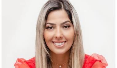 """Bruna Lopes lança """"O Valor de Uma Lágrima"""" após perder seu esposo para a Covid-19"""