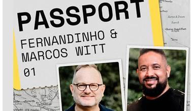 """Deezer une 2 fenômenos do gospel, Fernandinho e Marcos Witt, para estreia de projeto """"Deezer Passport"""""""