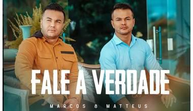 """Dupla Marcos e Matteus lança regravação de """"Fale a Verdade"""", um de seus maiores sucessos"""