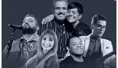 """Eduardo e Silvana lançam versão global de """"Quão Grande é o Meu Deus"""" com Fernandinho, Soraya Moraes, Rodrigo Mozart e Baruk"""
