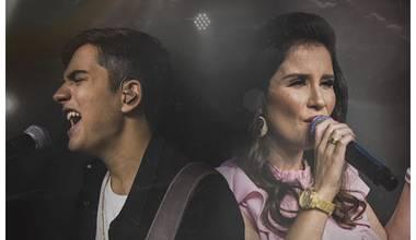 """Matheus Goulart estreia carreira solo com versão de """"A Bênção"""" gravada com sua mãe"""