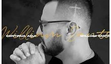 William Santos lança lyric vídeo do seu novo single - Continua Aqui