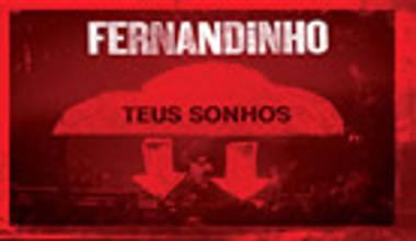Ouvimos o novo disco de Fernandinho - Teus sonhos. Confira nosso review