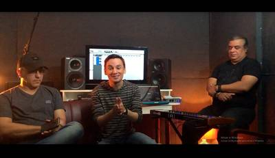 Nosso canal no Youtube entrevistou o Novo Som