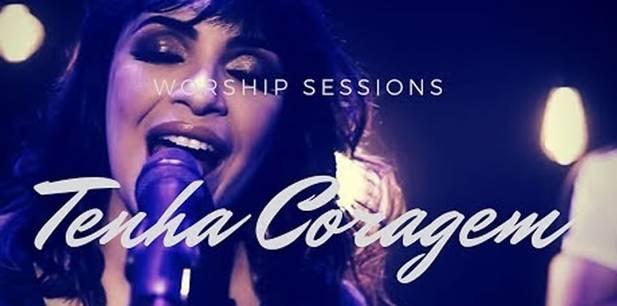 Confira a live session de Gézi Monteiro - Tenha Coragem